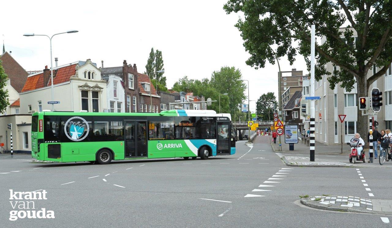 Busdiensten aangepast