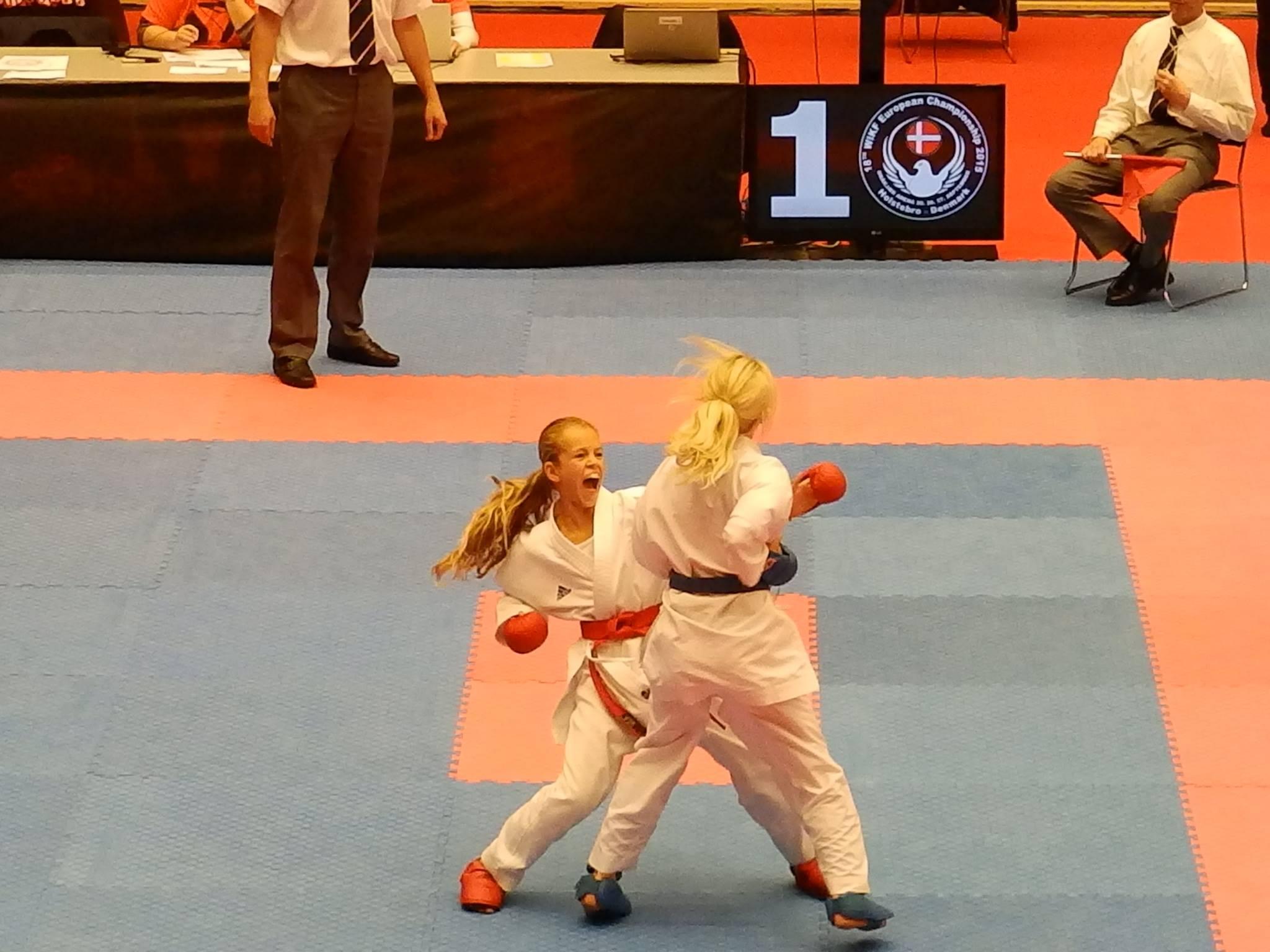 robin karate